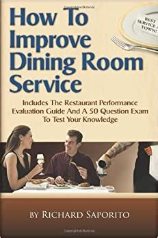 [click]how To Improve Dining Room Service By Richard Saporito .