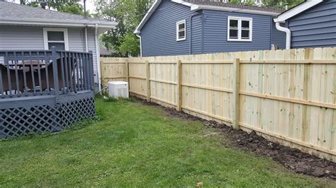 How To Install A Wooden Privacy Fence