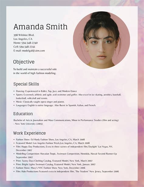 best resume format australia how to make a virtual resume