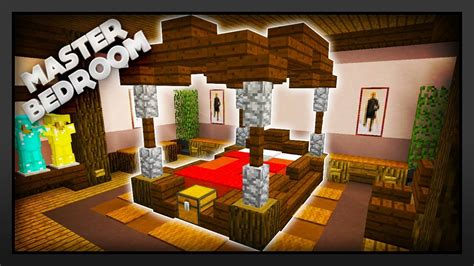 How To Make Bedroom Furniture In Minecraft Pe