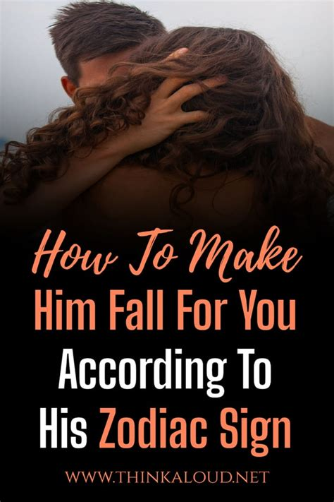 How To Make Each Zodiac Fall For You (him & Her) Thetalko.