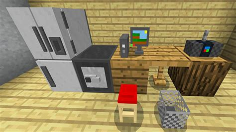 How To Make Minecraft Furniture Xbox