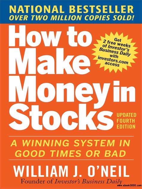 [pdf] How To Make Money In Stocks A Winning System In Good Times .