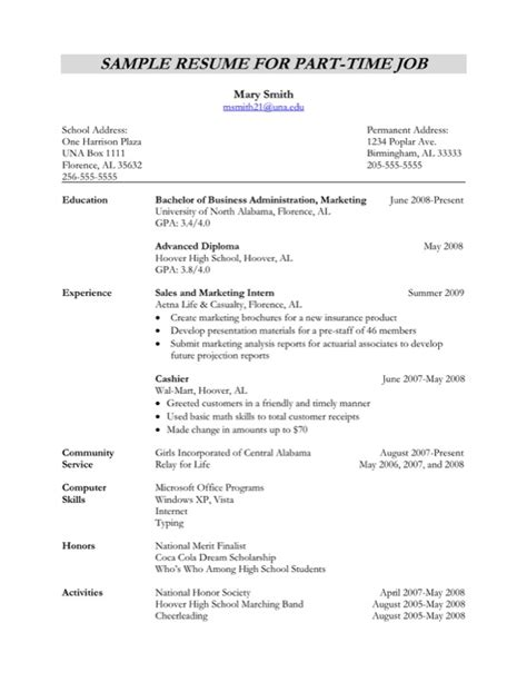 resume making business   resume for a job formathow to make resume for   time job