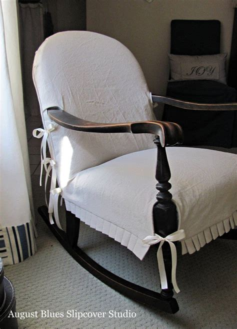 How To Make Rocking Chair Covers