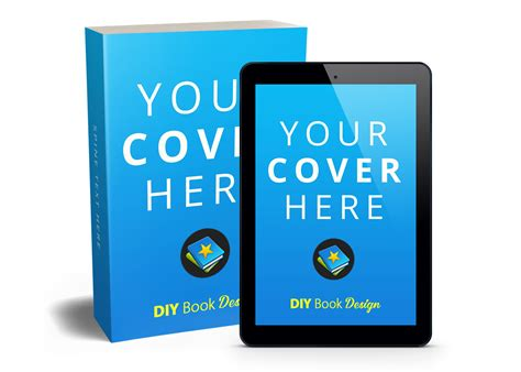 How To Make A Free 3d Cover Image Of Your Book. - My Ebook.