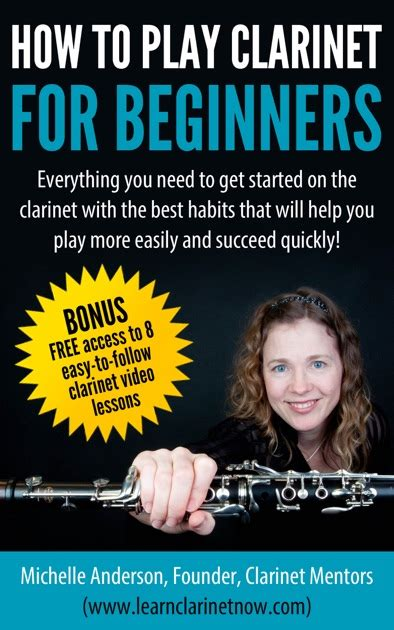 [pdf] How To Play Clarinet For Beginners - Clarinet Mentors.