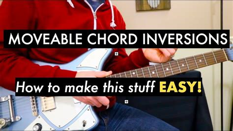 @ How To Play Worship Guitar - Chord Shapes  Inversions.