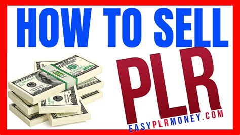 How To Re-Brand Plr Products To Sell Online - Youtube.