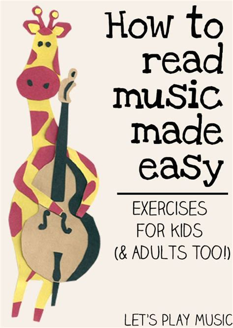 @ How To Read Music Made Easy - Let S Play Music.