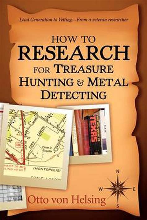 [click]how To Research For Treasure Hunting And Metal Detecting.
