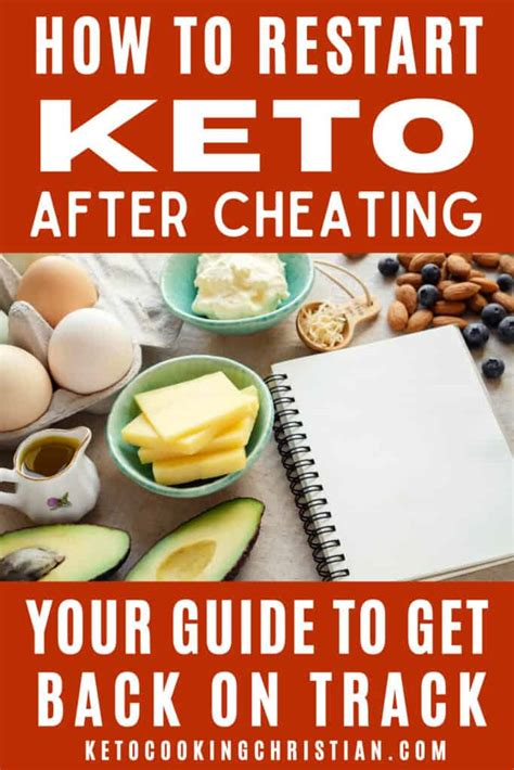 @ How To Restart The Keto Diet After Cheating - Ketocoach .