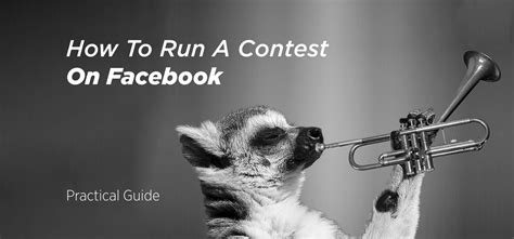 How To Run A Contest On Facebook - Promorepublic.