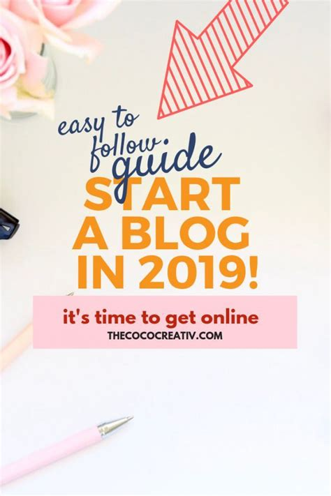 [click]how To Start A Blog In 2019 - Blogging Basics 101.