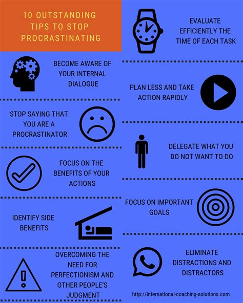 How To Stop Procrastinating (& Start Taking Action) — Darin Persinger.