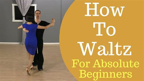 [click]how To Waltz Dance For Beginners - Waltz Box Step.