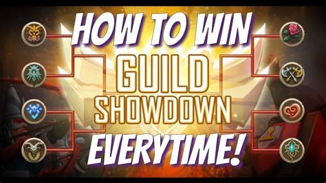 @ How To Win Guild Showdown - Lords Mobile.