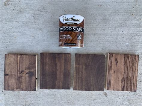 How Do You Get This Color On A Walnut Finish Archive.