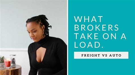 How Much Do Freight Brokers Make Per Load - Youtube.