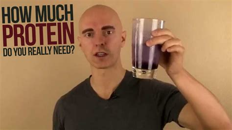 How Much Protein Do You Really Need? Hcf.