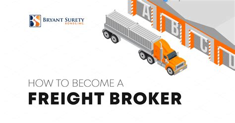 How To Become A Freight Broker - Truckfreighter.com.