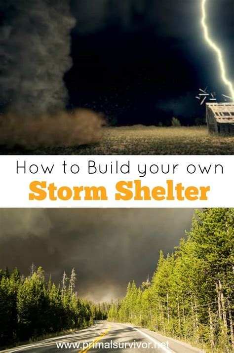 How To Build Your Own Storm Shelter For Under $3000.