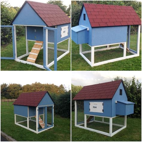 How To Build A Chicken Coop (the Complete Step By Step Guide).
