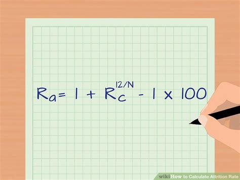 @ How To Calculate Attrition Rate With Cheat Sheet - Wikihow.