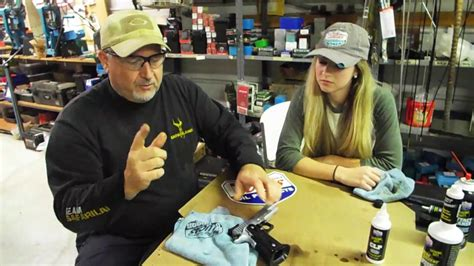 How To Clean Your 40 Caliber Sti Edge Using Lucas Oil Products .
