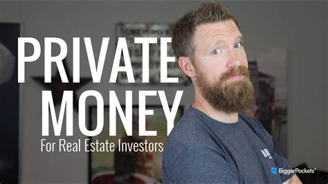 How To Find Private Money For Real Estate Investing! - Youtube.