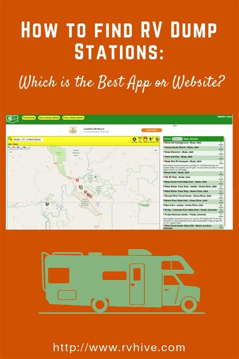 How To Find An Rv Dump Station Beckleys Rv Blog.