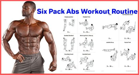 @ How To Get Ripped At Home Get Six-Pack Abs With No Gym Or .