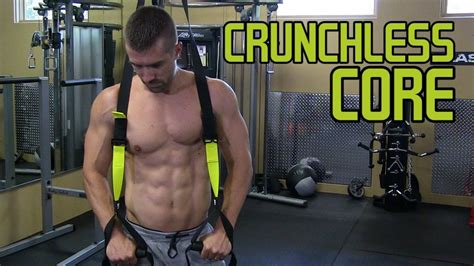 [click]how To Get A Crunchless Core Death Of Crunches  Sit Ups .