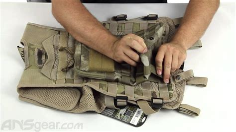 How To Install Molle Attachments - Youtube.