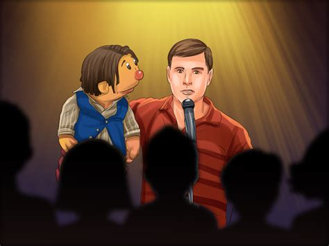 @ How To Learn Ventriloquism 15 Steps With Pictures - Wikihow.