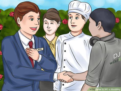 @ How To Mc A Wedding 14 Steps With Pictures - Wikihow.