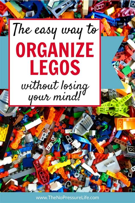 [click]how To Organize Legos Without Losing Your Mind - Crafts.