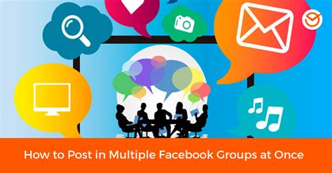[click]how To Post In Multiple Facebook Groups At Once - Fb Auto .