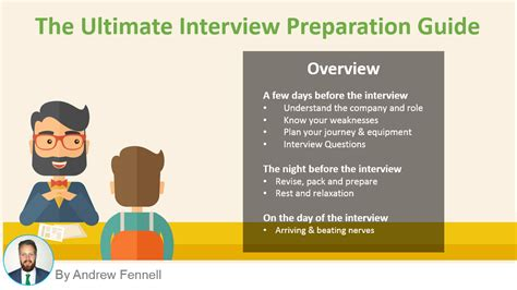 [click]how To Prepare For An Interview The Ultimate Guide.