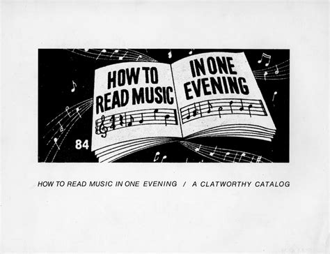 @ How To Read Music In One Evening - Larry Sultan.