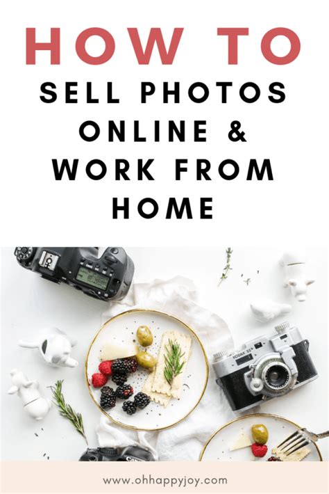 @ How To Sell Your Photos Online For More Cash With Less Work.