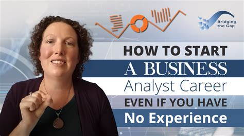 @ How To Start A Business Analyst Career Even If You Have No Experience.