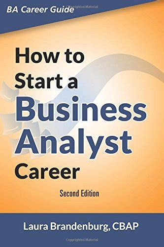 [click]how To Start A Business Analyst Career The Handbook To .
