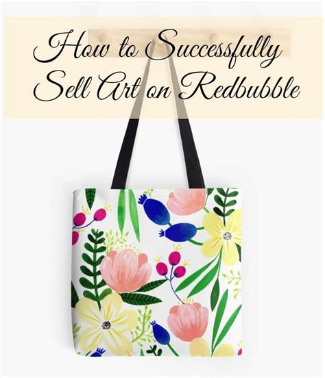[click]how To Successfully Sell Art On Redbubble - The Art Spectrum.
