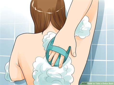 @ How To Take A Detox Bath With Pictures - Wikihow.