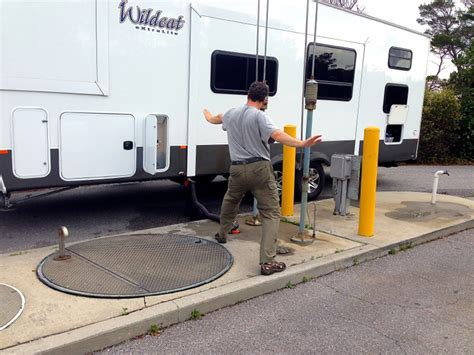 How To Use An Rv Dumpstation Ditching Suburbia.