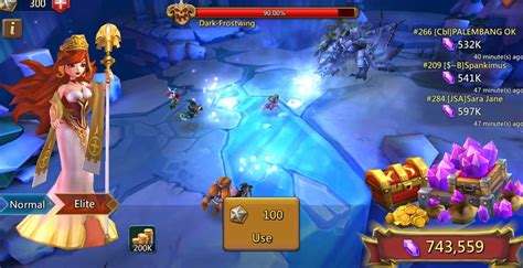 @ How To Win The Lords Mobile Labyrinth - Marks Angry Review.