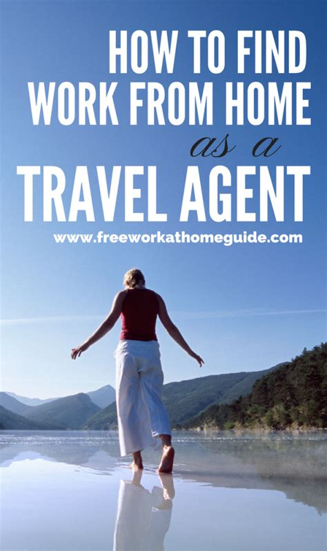 @ How To Work-At-Home As A Travel Agent.