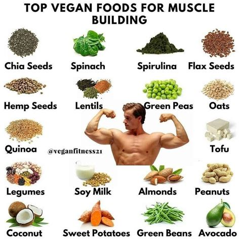 How To Build Muscle On A Vegan Diet Popular Science.