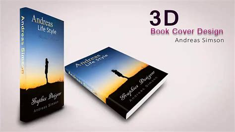 @ How To Creat 3d Book Cover Design In Photoshop.